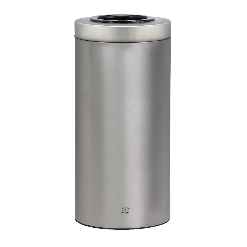 Round Open Top Bin, 45 Liter