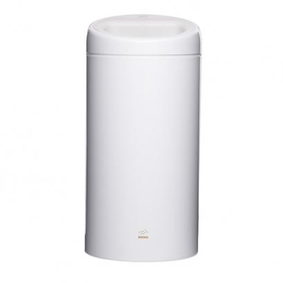 White Open top bin - 45 litre