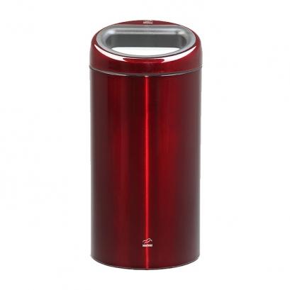 Red-Steel Open top bin - 45 litre
