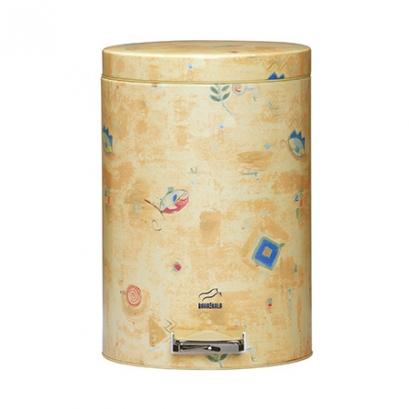 سطل 14 لیتری پدالدار طرح آفتاب