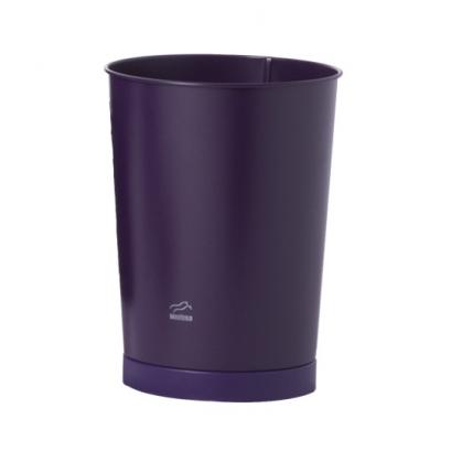سطل زباله مخروطی بنفش