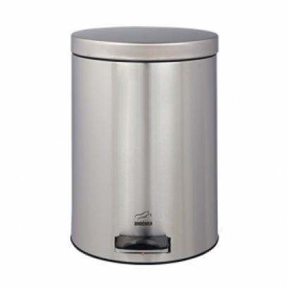 سطل زباله پدالدار 14 لیتری سطل 14 لیتری پدالدار استیل