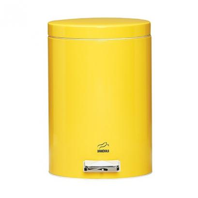 سطل زباله پدالدار 14 لیتری سطل 14 لیتری پدالدار موزی براق