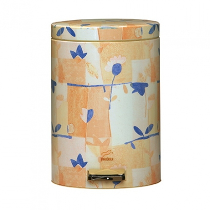 133 سطل 14 لیتری پدالدار طرح پاییز