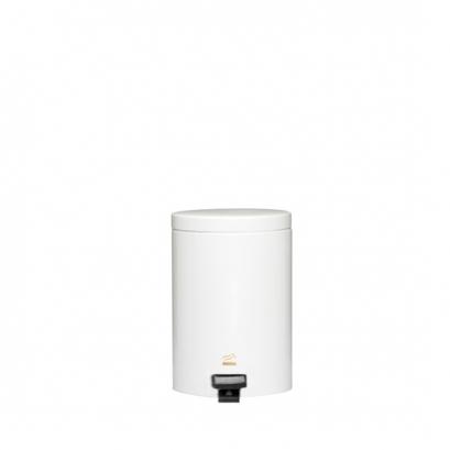سطل پدالدار 3 لیتری سفید
