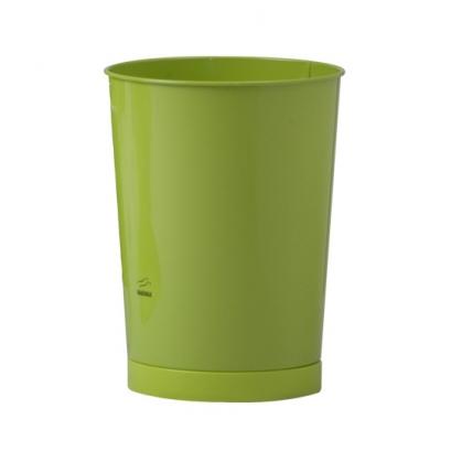 سطل زباله مخروطی سبز