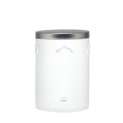سطل برنج بدون پیمانه سفید در استیل