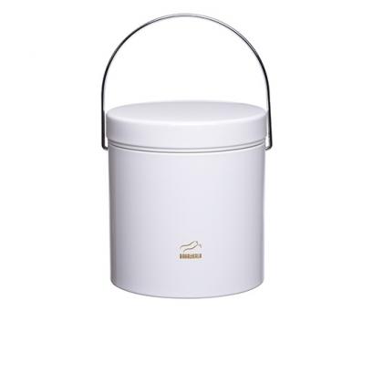 سطل روغن سفید براق