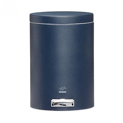 سطل 14 لیتری پدالدار سرمه ای سمباده ای