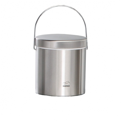 112 سطل روغن استیل