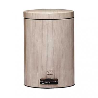 Alder Design Pedal Bin - 14 Liters (Metal door)