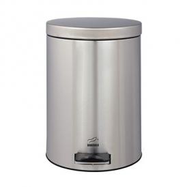 سطل 14 لیتری پدالدار استیل