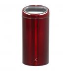 سطل اداری 45 لیتری استیل قرمز