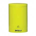 Green Conical Waste Bin