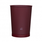 Purple Conical Waste Bin