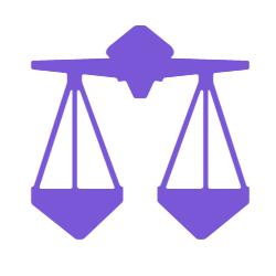 نماد میزان